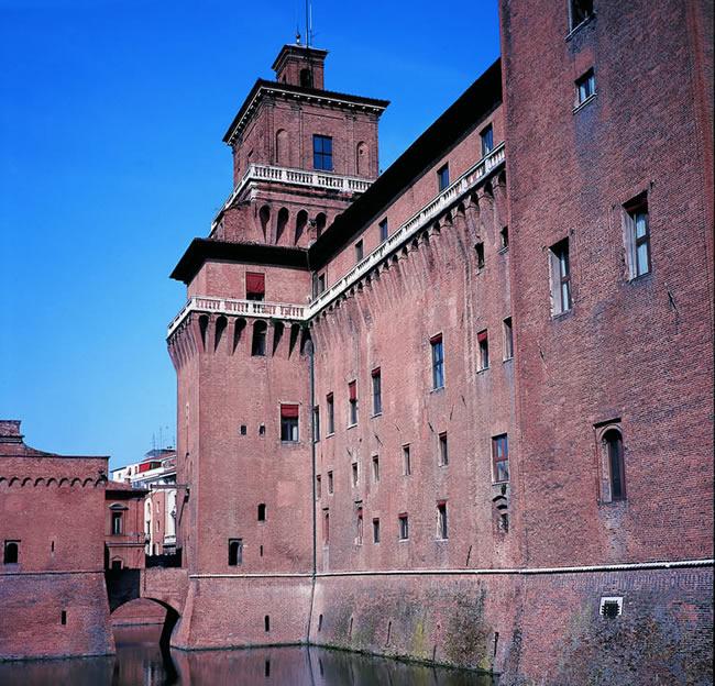 Ferrara, norte da Itália