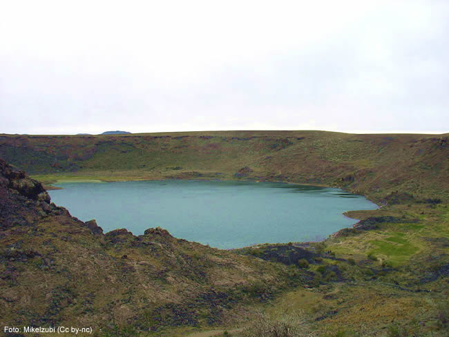 Laguna Azul, Rio Gallegos