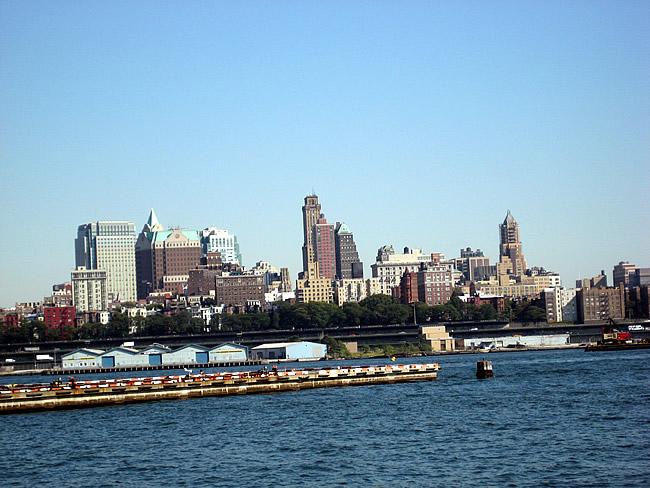 Lower Manhattan, New York, foto Barão