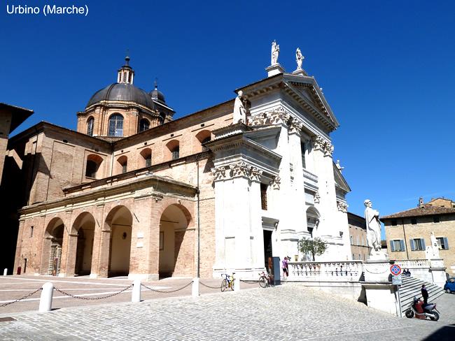 Marche, cidade de Urbino