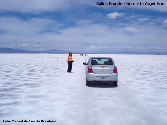 Salina Grande NOA, Argentina