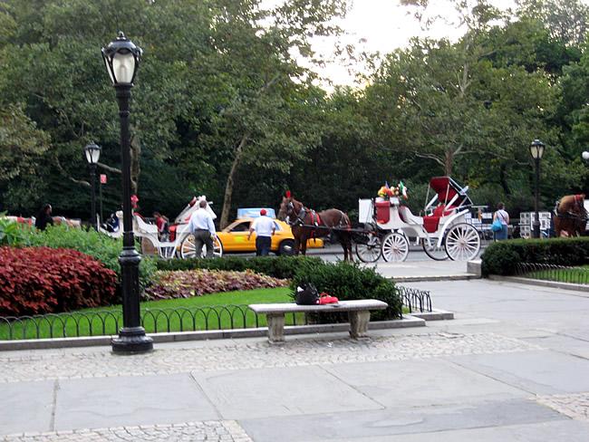 Verão em New York