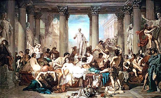 A sociedade romana