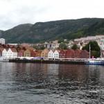 Bergen, a cidade que mais atrai turistas na Noruega