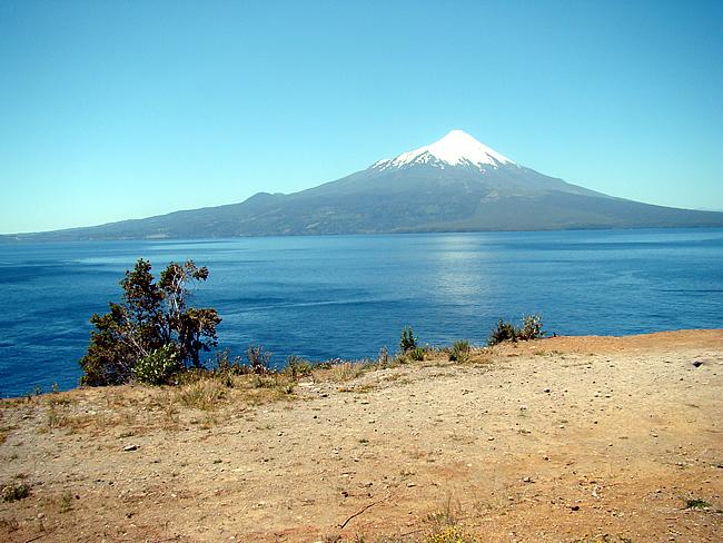 Chile, paisagem