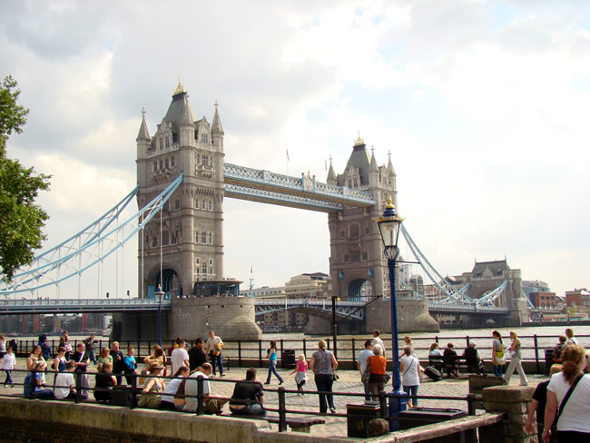 London Bridge, Londres