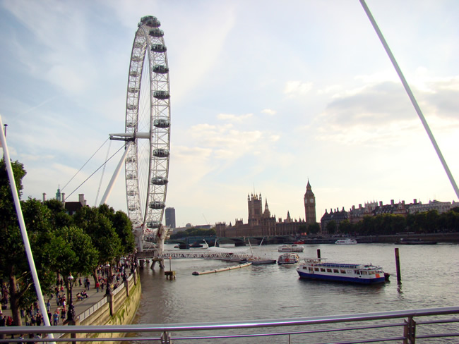 London Eye, Lambeth, Londres
