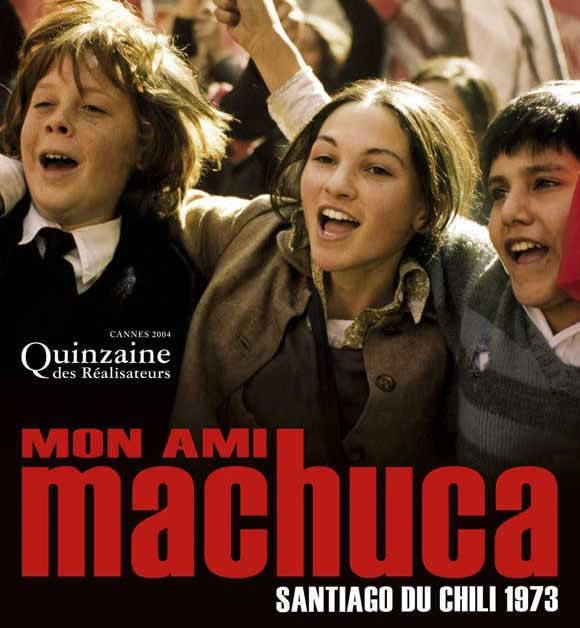 """""""Machuca"""", um filme chileno excelente!"""