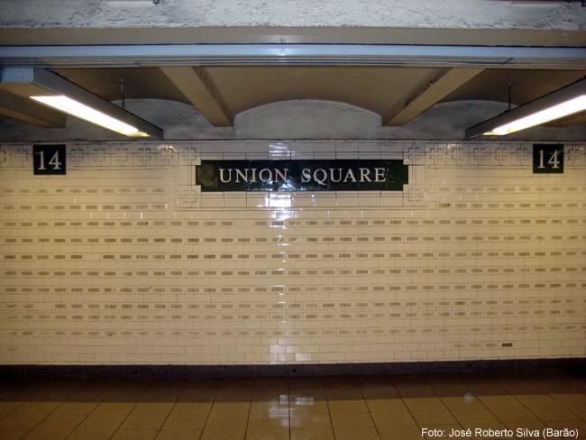 Metrô de Nova York