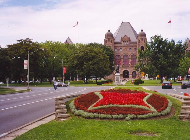 Parlamento de Toronto