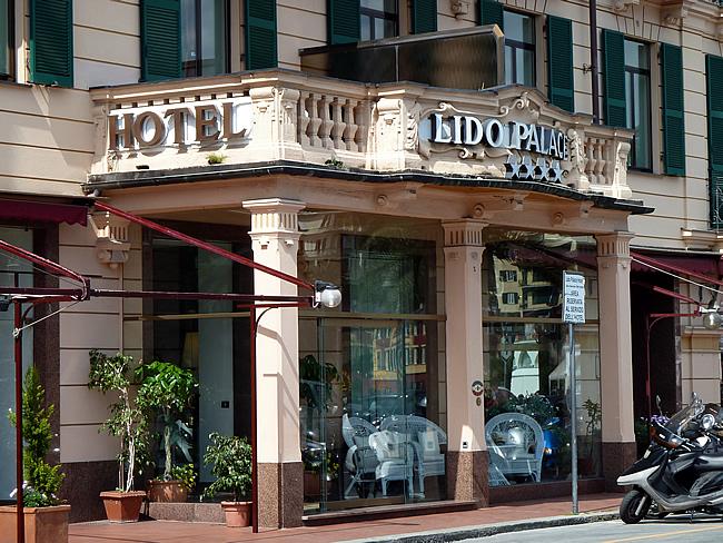 Hotel Lido Palace, Riviera Italiana