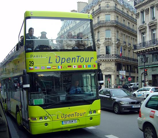 Paris Open Tour