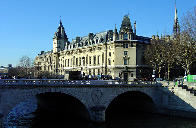 Île de la Cité, Paris
