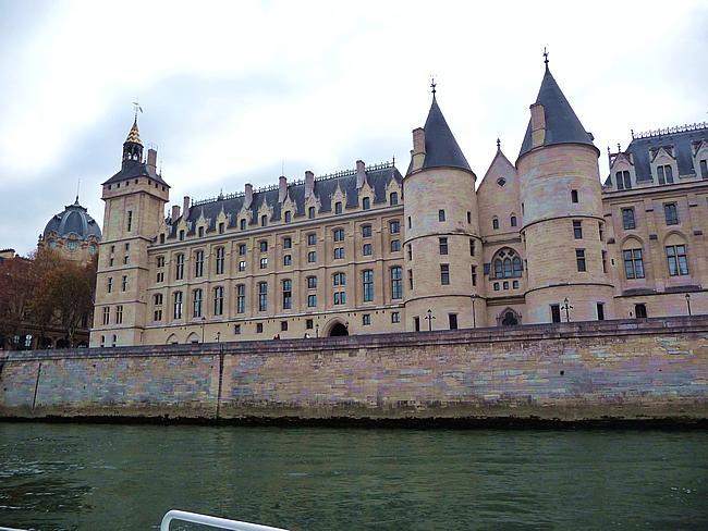 Paris, os reis capetos
