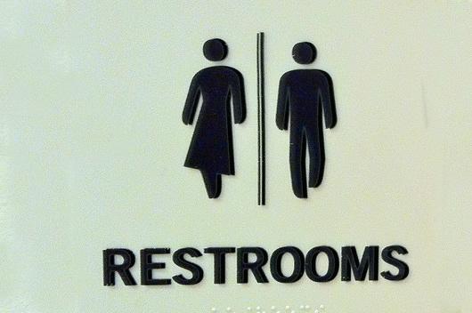 Banheiro púbico em New York