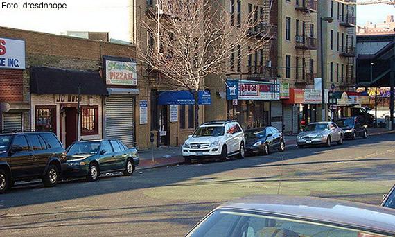 Bronx, New York - Foto Dresdnhope CCBY