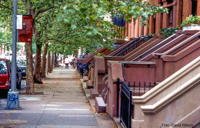 Brooklyn, New York - Foto -David Wilson CCBY