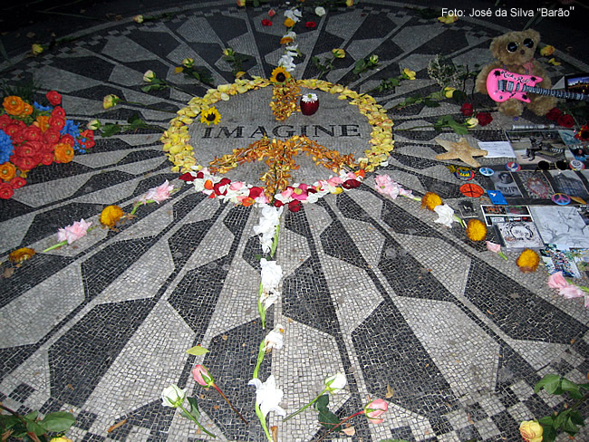 Imagine, New York