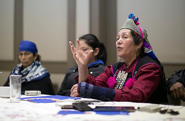 Mapuches - Foto Maina Kiai CCBY SA