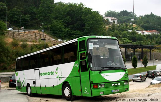 Ônibus Rodonorte - Foto Leandro Ferreira