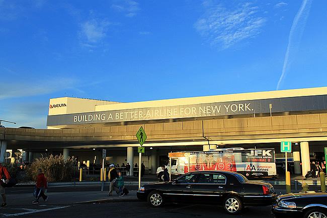 Aeroporto de New York - Foto Patrick Nouhailler - CCBY SA