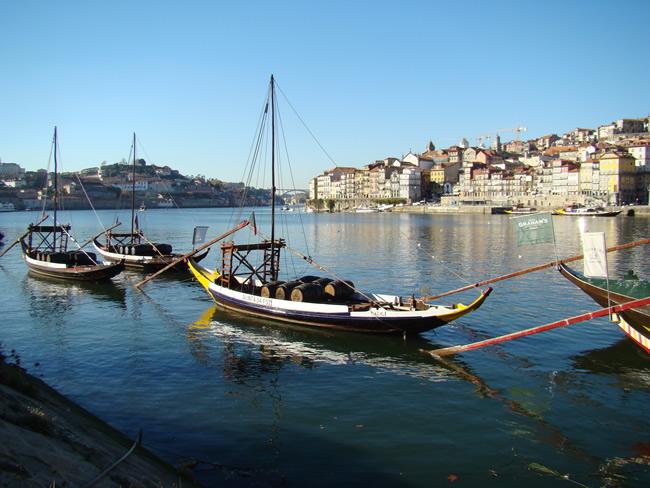 Atrações na Cidade do Porto: Cais da Ribeira