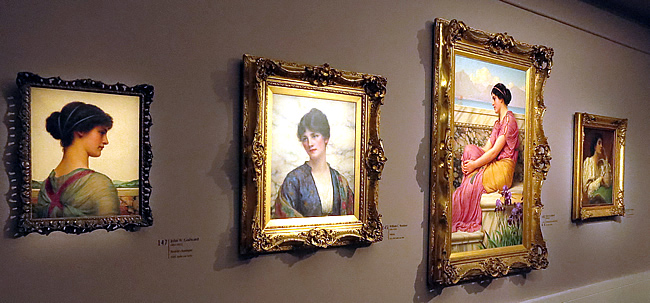 Pretty ladies, Musee Jacquemart Andre, Foto MollySVH CCBY