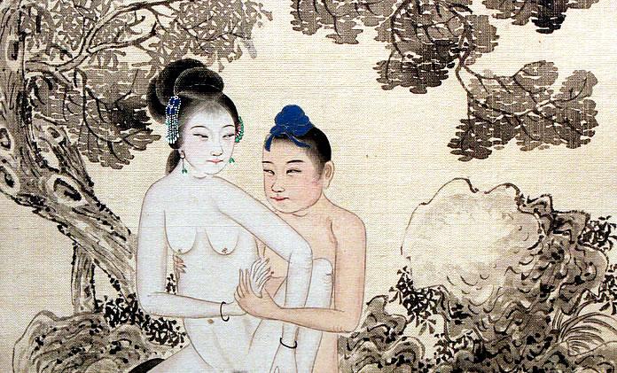Arte erótica chinesa