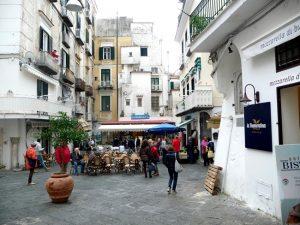 Amalfi, centro histórico