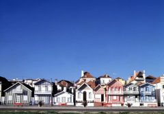 Casas típicas em Aveiro