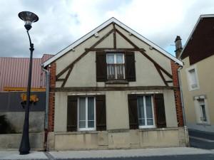 Casinha de aldeia na Champagne, França