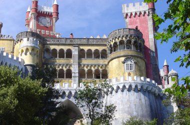 Castelo da Pena, Sintra