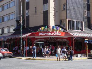 Chocolateria em Bariloche, Argentina