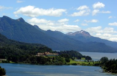 Distrito dos Lagos, Patagônia Andina, Argentina