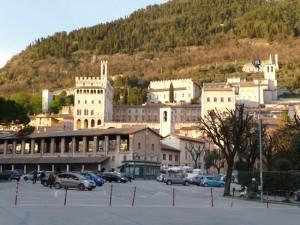 Gubbio, Centro Histórico, Itália
