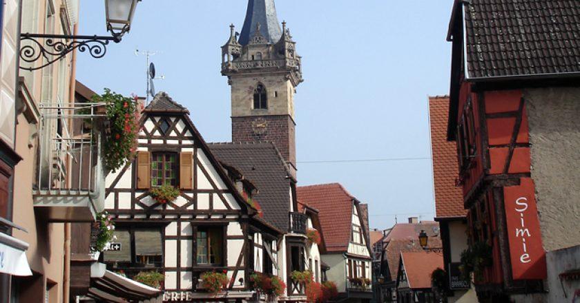 Kayserberg, Alsácia, França