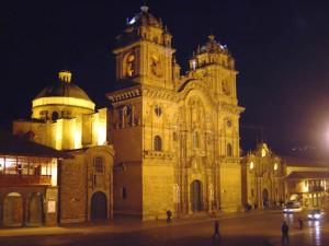 Igreja de San Francisco, Plaza de Armas, Cusco, Peru