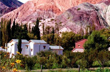 Purmamarca, Quebrada de Humahuaca, Argentina