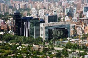 Santiago, Chile, uma capital moderna