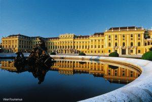 Schönbrunn Palace, Viena