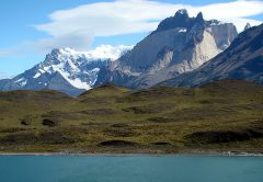 Torres del Paine, no Chile