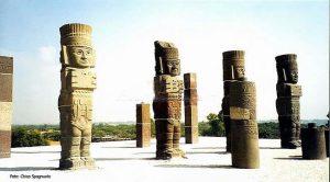 Ídolos de Tuula, no México