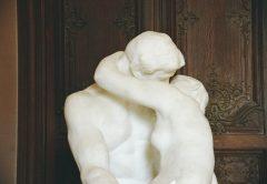 O Beijo, Museu Rodin, Paris