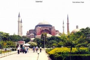 Mesquita em Instambul, Turquia