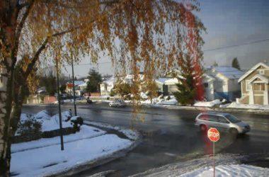Inverno em Vancouver, Canadá