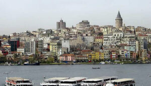 Istambul, a porta-de-entrada da Ásia,Turquia