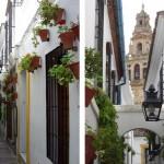 Antigo bairro judeu de Córdoba, Espanha
