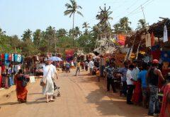 Mercado de Goa, Sudeste da Índia