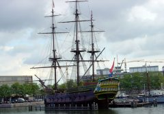 Museu da Marinha, em Amsterdã