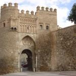 Porta em Toledo, Espanha